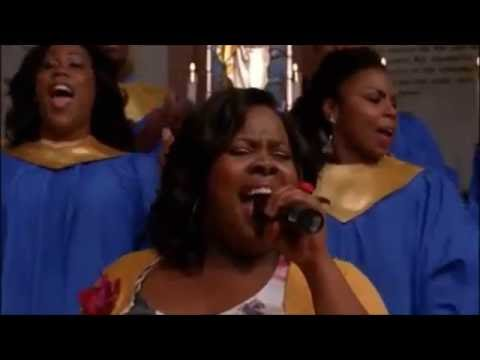 Glee Bridge over troubled water performance 2x03