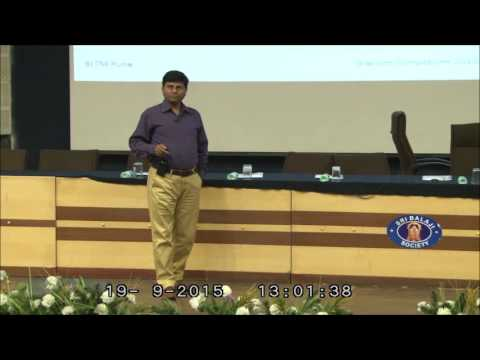 Xth Telecom Symposium: Mr. Prakash Narayan Shukla