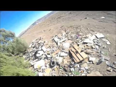 MQC 1 Beta flight Desolation fpv