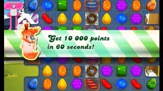 Candy Crush Saga Level 237 walkthrough (no boosters)