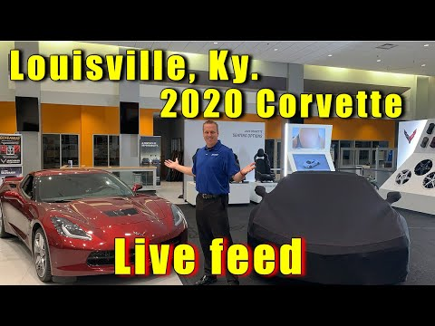 2020 Corvette Mobile Tour Live Feed. Bachman Chevrolet. Louisville, Ky