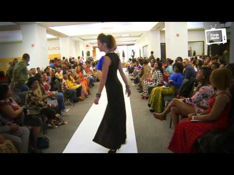 African Fashion Week DC - Designer Uniqe By Reelia