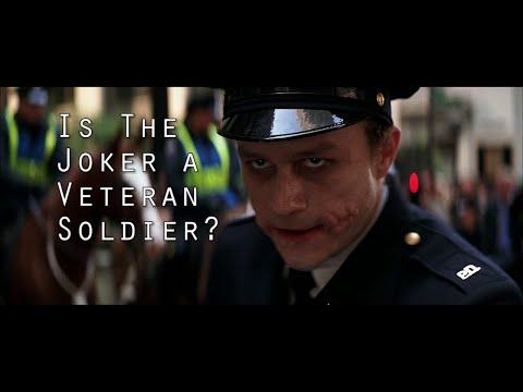 CFT: Is the Joker a Veteran Soldier?
