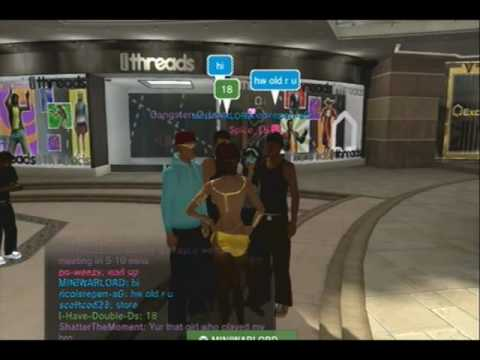 Funny playstation home prank