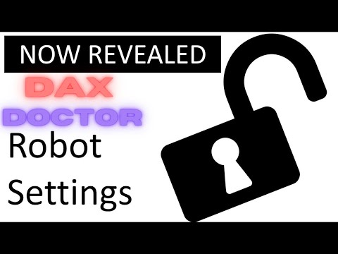 Dax Robot Settings 2021 Daxrobot Forex Trader Live Trading & Investing