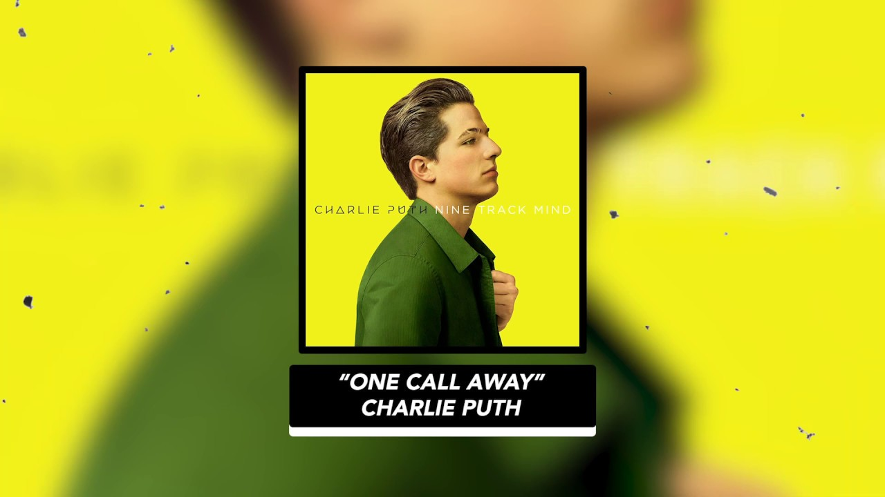 Download Charlie Puth - One Call Away (Lyric Video)