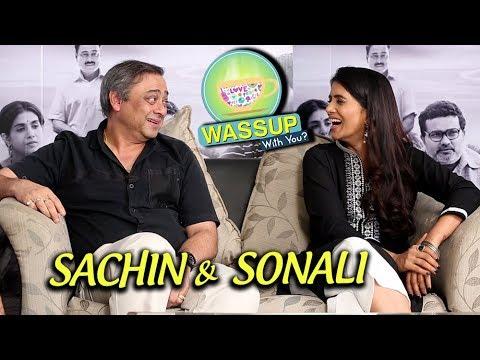 Sonali Kulkarni & Sachin Khedekar | Wassup With You | Episode 13 | Kaccha Limbu, Special Aai Baba