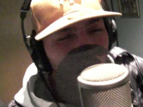 D-Lock, Choice, Preshus PRE & Mc Vapour StreetLife Volume 1 Aim Record Studios! 6
