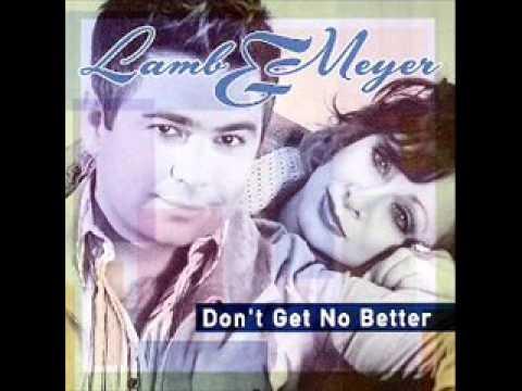 Lamb & Meyer  -  Something Feels Good