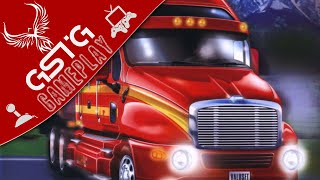Hard Truck 18 Wheels of Steel [GAMEPLAY by GSTG] - PC