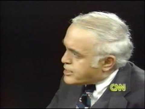 Bob Lassiter vs Rush Limbaugh Crossfire 1990 Pt 1.wmv