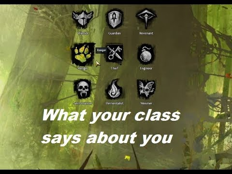 Guild Wars 2   What Your Class Says About Your Personality