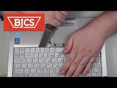 Panasonic Toughbook CF-C2 Keyboard Replacement