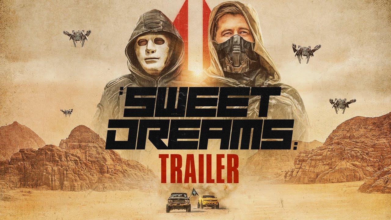 Alan Walker x Imanbek - Sweet Dreams (Trailer)
