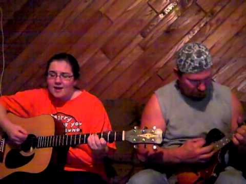 When The Mountains Cry - Dave Mansfield (Cover by Fred and Kelsey)