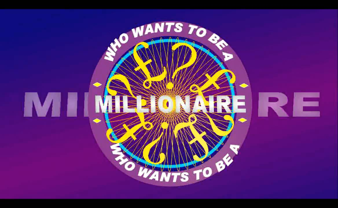 Who Wants To Be A Millionaire Opening Intro Youtube