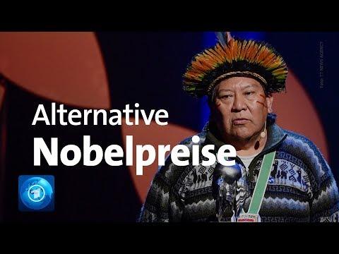 Alternative Nobelpreise verliehen