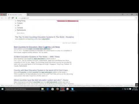 Free Education Website Templates