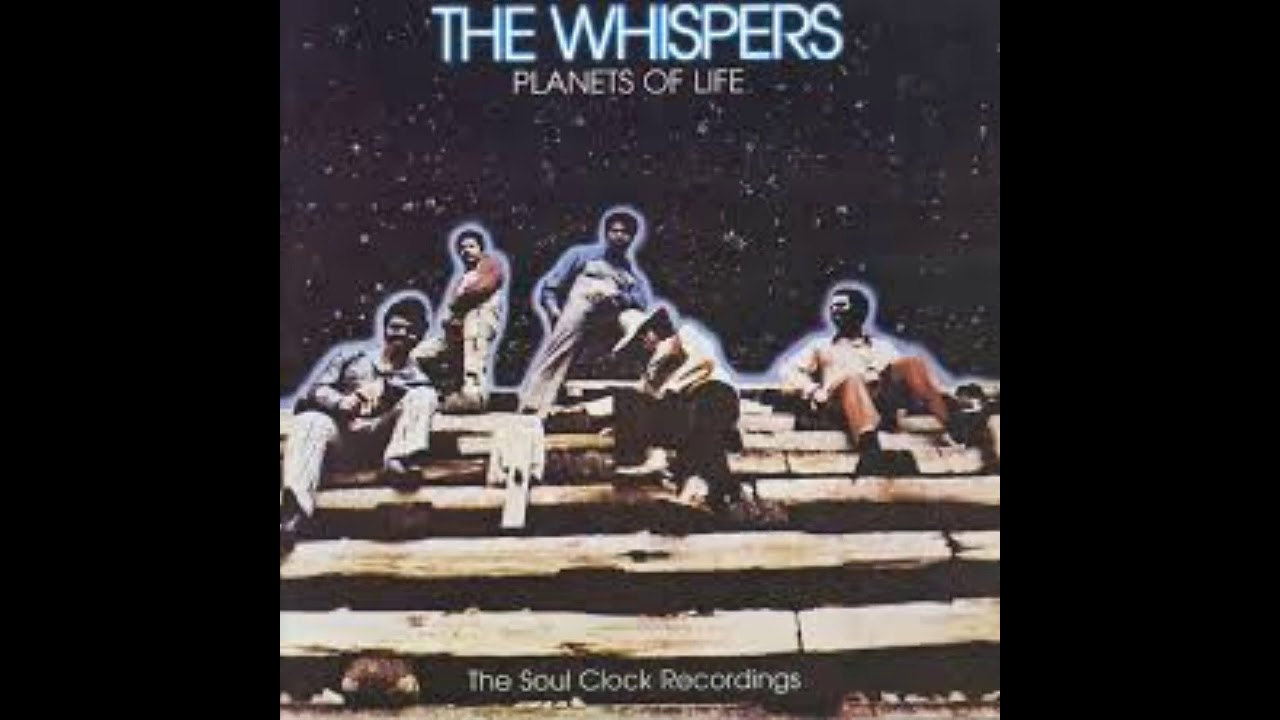 (Let's Go)All The Way - Whispers - 1978