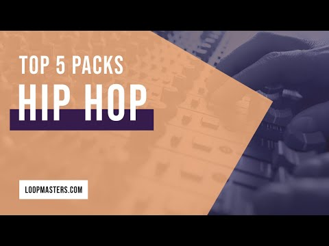 Top 5 | Hip Hop Sample Packs on Loopmasters 2019 | Samples, Loops and Sounds