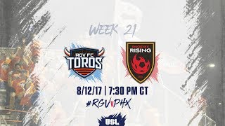 Rio Grande Valley FC vs Phoenix FC Wolves full match