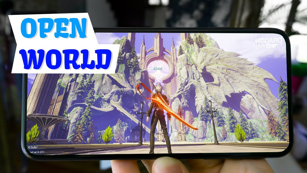 Top FREE Beautiful Open World Mobile Games (iOS & Android)