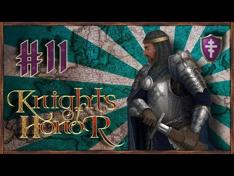 Let's Funk King Play Knights Of Honor #11 Byzantine Empire