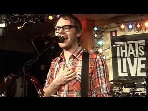 Moss - I Apologise (Dear Simon) (live @ BNN That's Live - 3FM)