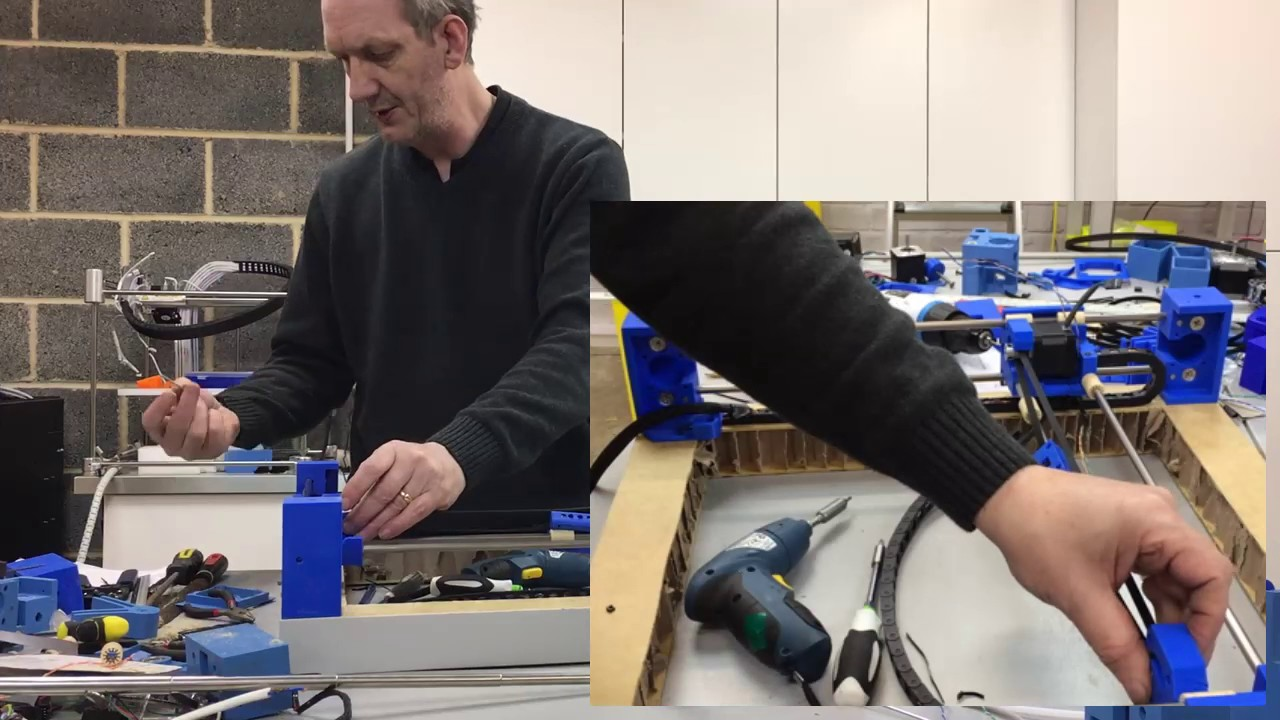 wiring r s 1 4 3d printer motor