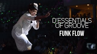 D 39 Essentials of Groove Funk Flow DEOG Jakarta