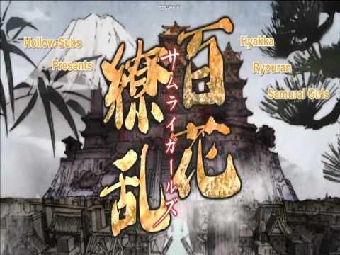 Hyakka Ryouran Samurai Girls Ger Sub
