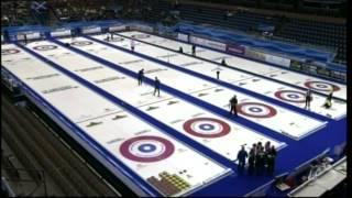 Кёрлинг Золото Финал Чемпионат Европы