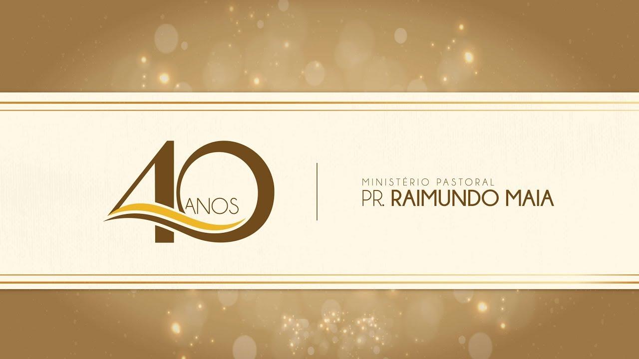 Convite Celebração 40 Anos