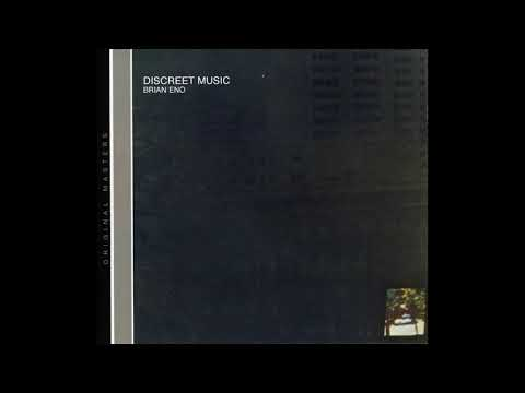 Brian Eno - Discreet Music (1975) (Full Album) [HQ]