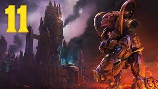 StarCraft Remastered Brood War   Kampania Protosów #11