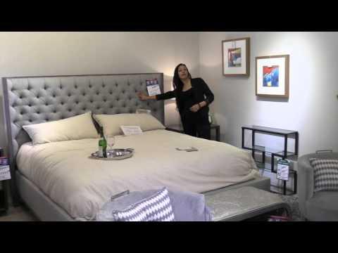 Bedroom Furniture In Orlando, Spanish Language Version, Hudson's Furniture