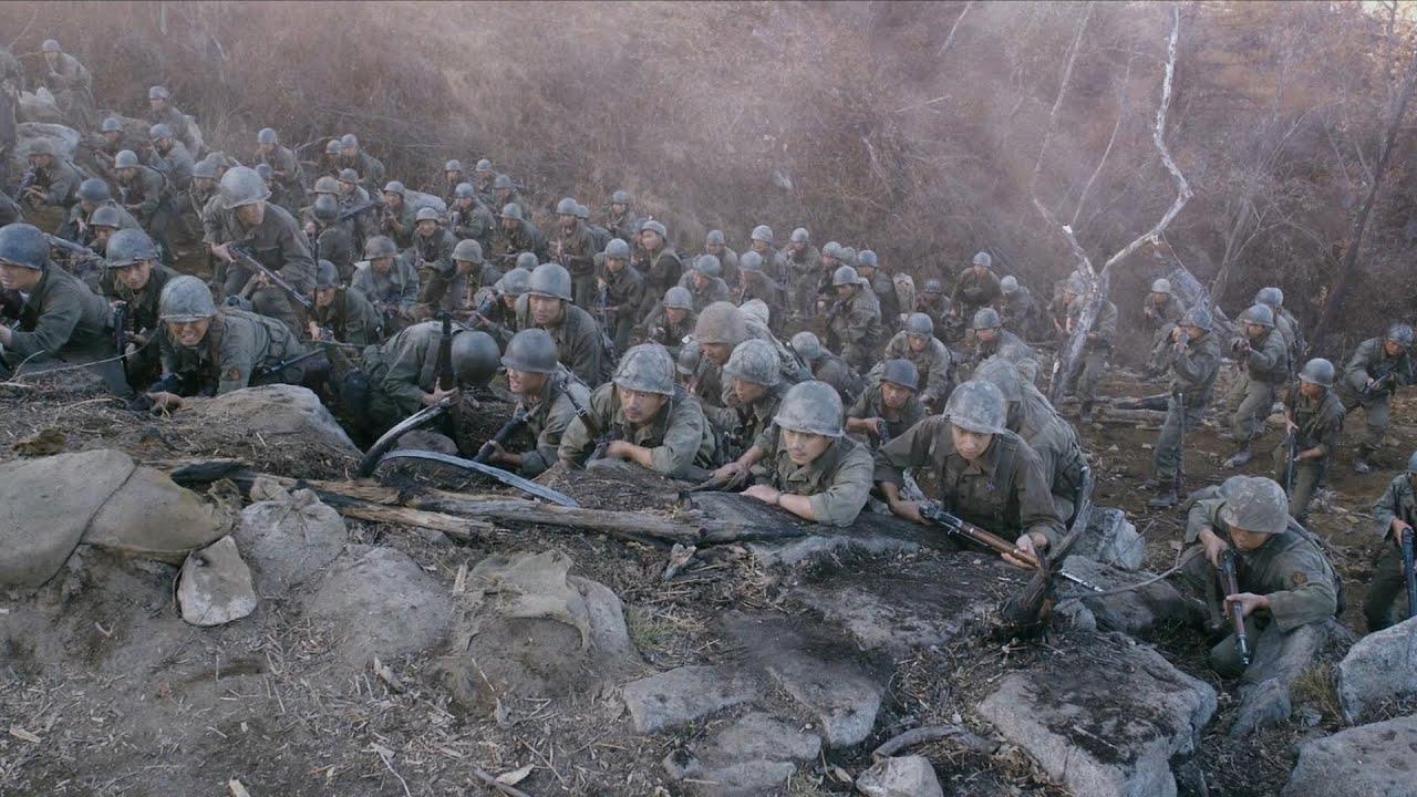 投資100億的戰爭電影!韓國版上甘嶺戰役,韩国最经典的战争电影之一