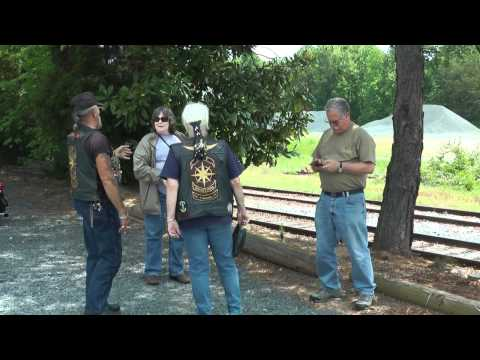 Starriders 124 Goes To Reed Gold Mine In North Carolina