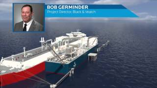 Exmar Caribbean FLNG - Increasing Global Liquefied Natural Gas LNG Trade