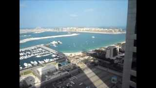 3 bedroom + maid room for rent in Emirates Crown Tower Dubai Marina Duabi UAE