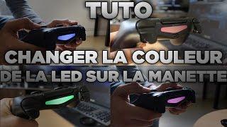 (PS4) TUTO : Changer la couleur de la LED sur la manette !