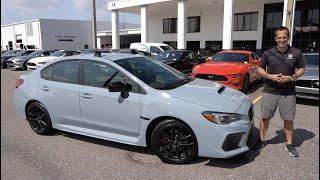Is this Subaru WRX Series Grey the BEST used WRX to BUY?