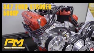 347 Stroker Ford 500HP Turn-key Engine from Prestige Motorsports