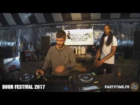 Dawa Hifi feat Peppery   DOUR fest 2017   14 JUILL 2017