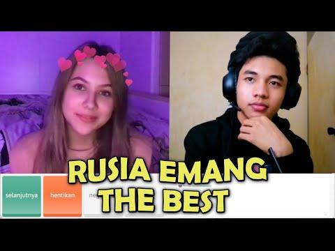 Prank Bahasa Rusia di OME.TV  - OME TV RUSIA