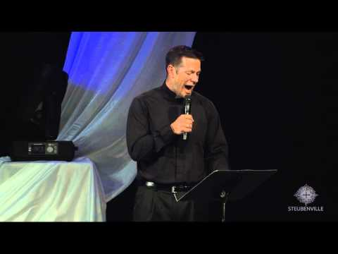 Father Mike Schmitz - Friday Night Keynote - 2013 Steubenville Rochester