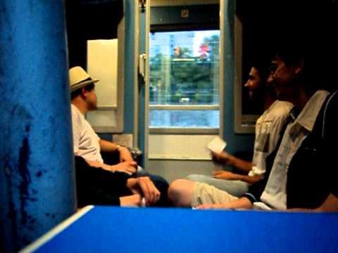 Tren de París a Venecia - MEC-PUR