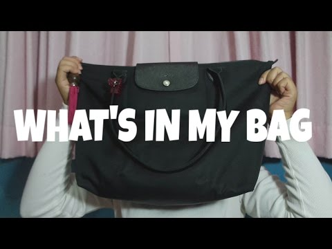 What's In My Bag (in Bahasa) - Sarah Angelita