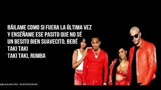 DJ Snake - Taki Taki ft. Selena Gomez, Ozuna, Cardi B ( Lyrics )