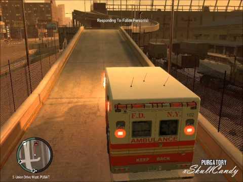 GTA IV: F.D.N.Y Ambulance